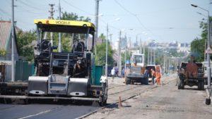 В Запорожье восстанавливают трамвайный маршрут в Шевченковском районе, – ФОТОРЕПОРТАЖ