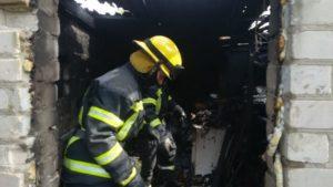 В Запорожской области произошел пожар, – ФОТО