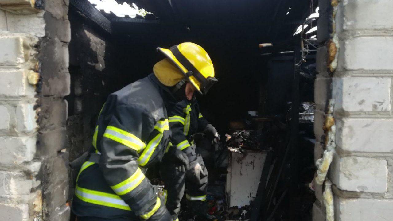 У Запорізькій області сталася пожежа, – ФОТО