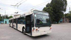 В Запорожье запустят троллейбус между Бабуркой и Бородинским микрорайоном