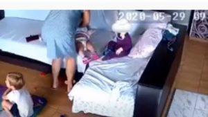 Воспитательница нелегального детсада задушила подушкой годовалую девочку, – ВИДЕО