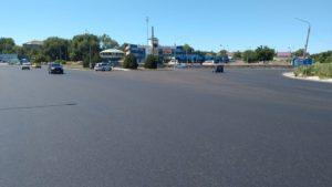 В Запорожской области уже закончили многомиллионный ремонт на участке трассы Харьков - Симферополь, – ФОТОРЕПОРТАЖ