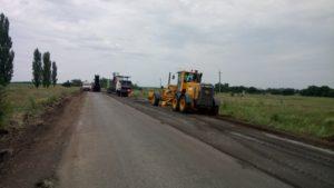 В Запорожской области за полмиллиарда гривен начали ремонт еще одной дороги, – ФОТО