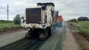 В Запорожской области за 63 миллионов начали ремонт на дороге Васильевка-Днепрорудное, – ФОТОРЕПОРТАЖ
