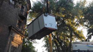 У Запоріжжі на Металургів за ніч демонтували 15 незаконних кіосків, – ФОТО
