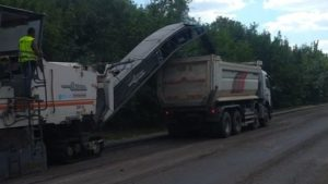 У Запорізькій області турецькі підрядники ремонтують 10 кілометрів траси за 465 мільйонів гривень, – ФОТОРЕПОРТАЖ