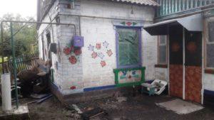 У Запорізькій області в пожежі загинув літній чоловік, – ФОТО