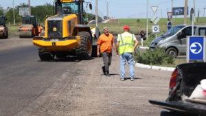 Дорогу Васильевка-Бердянск обещают открыть в июле