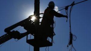 На відновлення електропостачання після негоди в Бердянську пішло дві доби