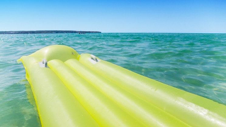 В Кирилловке из-за стихии в открытом море оказалось 14 человек