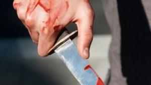 В Запорожье мужчина пытался убить свою жену и покончить с собой