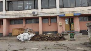 З Привокзальної площі в Запоріжжі демонтували ще один старий МАФ