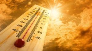 Завтра на территории Запорожской области температура поднимется до +37 градусов