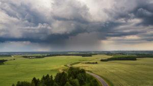 На запоріжців чекають погіршення погодних умов