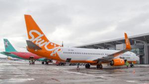 SkyUp полностью исключила летние полеты из Запорожья из-за коронавируса