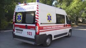 В Якимівському районі чоловік перекинувся на мотоциклі: медики госпіталізували постраждалого