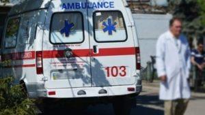 В Запоріжжі біля під'їзда помер чоловік