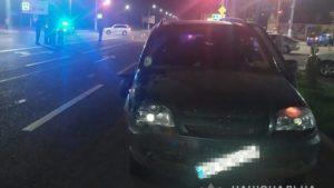 У Запорожской области сбили пешеходов, которые перебегали дорогу на красный свет: один человек погиб, – ФОТО