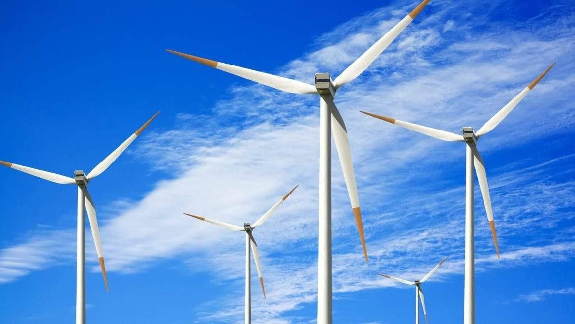 На запорізькому узбережжі побудують найбільшу в Європі вітрову електростанцію