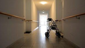 У Запоріжжі в будинку для літніх людей один пенсіонер зарізав іншого