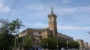 В Запорожье разрушается памятник архитектуры – легендарный дом с башней, – ВИДЕО