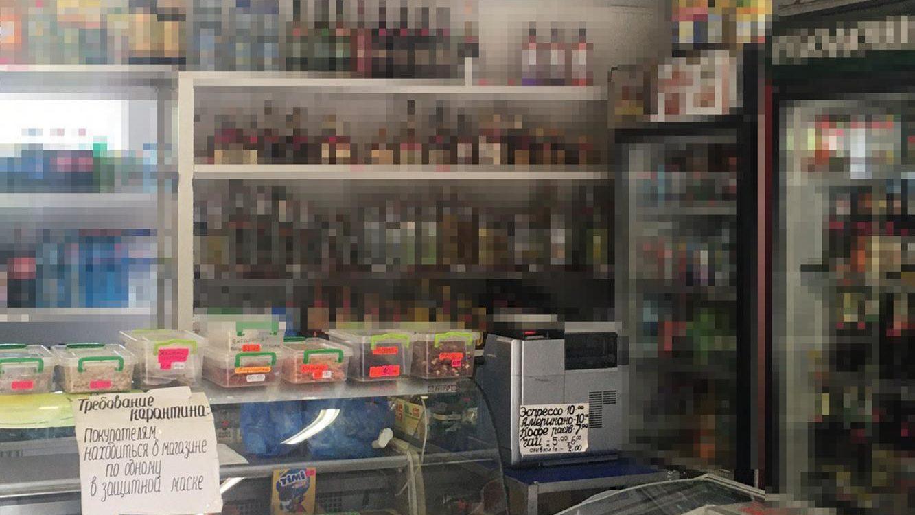 На запорізькому курорті незаконно продавали алкоголь, – ФОТО