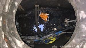 У Запоріжжі «на гарячому» затримали крадія кабелю, – ФОТО