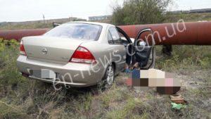 В Енергодарі чоловік раптово помер за кермом авто