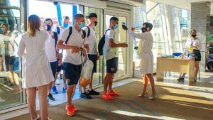 У запорізькій футбольній команді «Металург» зафіксували спалах коронавірусу: кількість хворих збільшилася