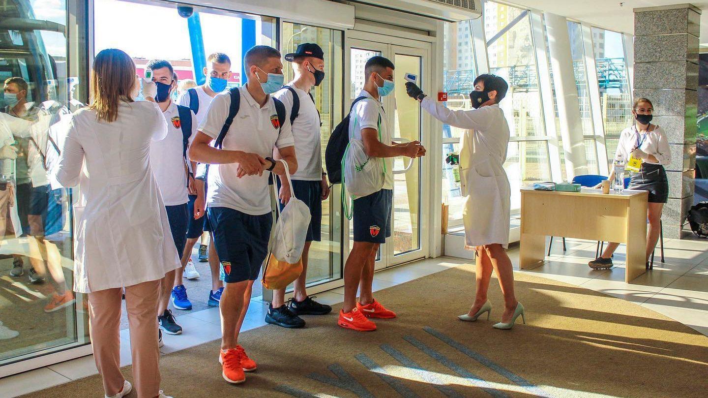 В запорожской футбольной команде «Металлург» зафиксировали вспышку коронавируса: количество больных увеличилось