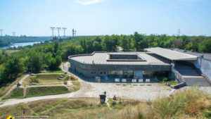 В Запорожье на строительство нового Музея истории казачества на Хортице собираются потратить почти 270 миллионов