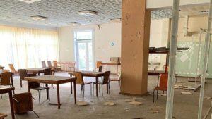 На курорте в Запорожской области нашли заброшенную базу отдыха, которую почти не трогали мародеры, — ФОТО