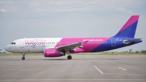 Венгерский лоукост запустил первый бюджетный рейс из запорожского аэропорта, – ФОТО