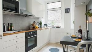 Как обустроить маленькую кухню и сделать ее удобной