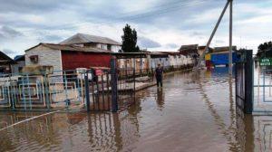 У Запорізькій області негода затопила відомий курорт, – ФОТОРЕПОРТАЖ