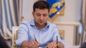 Президент Зеленський звільнив голову Запорізького району