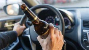 У Запоріжжі впіймали п'яного водія з рекордним рівнем алкоголю в крові