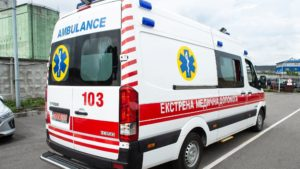 Нещасний випадок: між Мелітополем та Кирилівкою автомобіль з'їхав в кювет