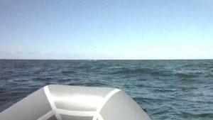 На запорізькому курорті відпочивальника з Харкова віднесло у відкрите море на човні