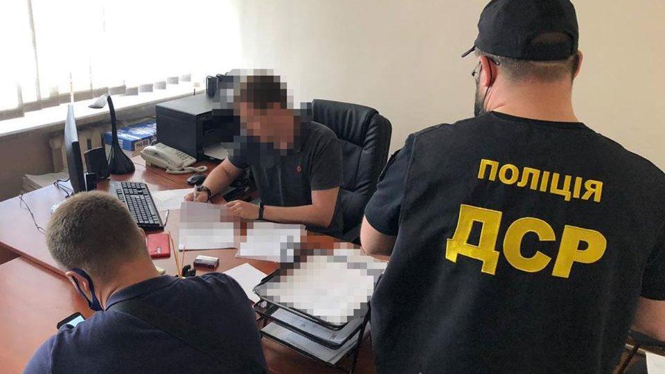 В Запорожье на взятке поймали высокопоставленного чиновника из областной администрации, – ФОТО