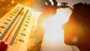 В Запорожье и области на этих выходных ожидают аномальную жару