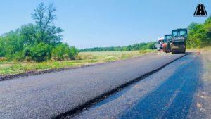 У Запорізькій області почали багатомільйонний ремонт ще однієї дороги, – ФОТОРЕПОРТАЖ