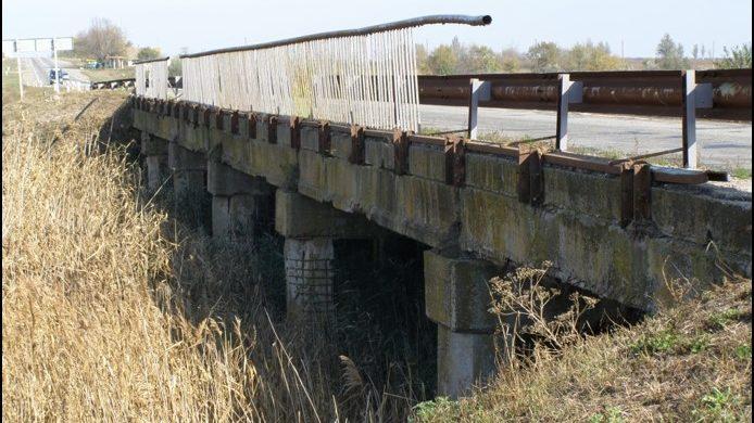 Під Запоріжжям почали будувати новий міст за 60 мільйонів гривень, – ФОТОРЕПОРТАЖ