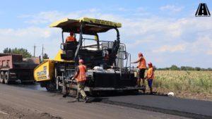 В Запорожской области за 62 миллиона ремонтируют 10 километров еще одной местной дороги, – ФОТОРЕПОРТАЖ