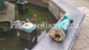 На курорті в Запорізькій області вандали вчергове зламали