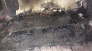 В Ореховском районе в пожаре погиб человек, — ФОТО
