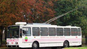 Завтра в Запорожье начнет курсировать новый троллейбусный маршрут