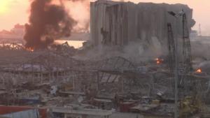 В столице Ливана прогремел мощный взрыв, – ВИДЕО