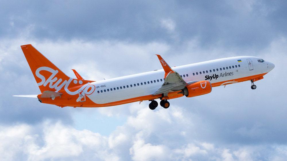 SkyUp решил продлить рейсы из Запорожья в столицу