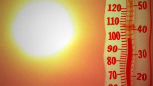 Предупреждение: в выходные температура в Запорожье и области поднимется до +35